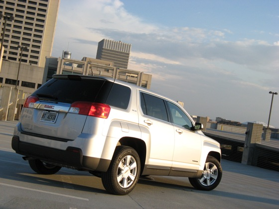 2010 GMC Terrain - New Car Review featured image large thumb8
