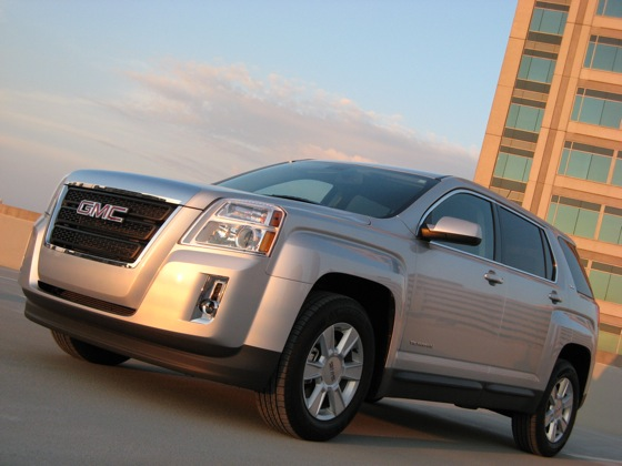 2010 GMC Terrain - New Car Review featured image large thumb9