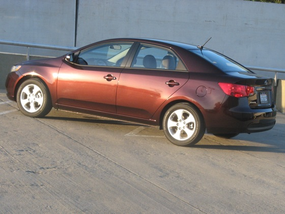 2010 Kia Forte - New Car Review featured image large thumb0