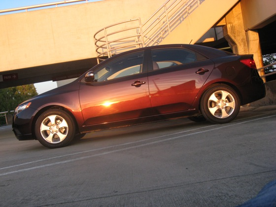 2010 Kia Forte - New Car Review featured image large thumb11