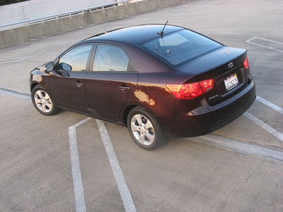 2010 Kia Forte - New Car Review featured image large thumb12
