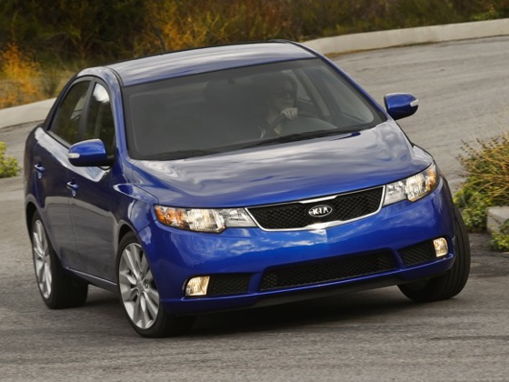 2010 Kia Forte - New Car Review featured image large thumb18
