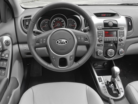 2010 Kia Forte - New Car Review featured image large thumb25