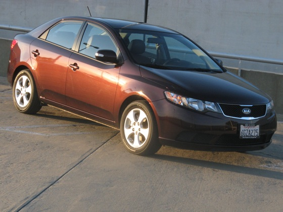 2010 Kia Forte - New Car Review featured image large thumb3