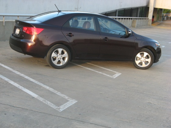 2010 Kia Forte - New Car Review featured image large thumb5