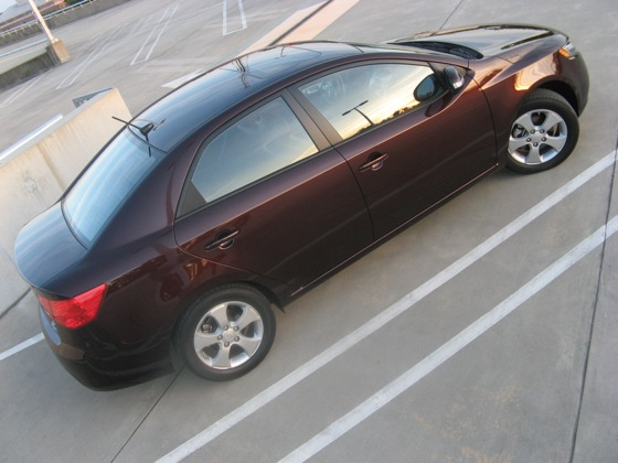 2010 Kia Forte - New Car Review featured image large thumb9