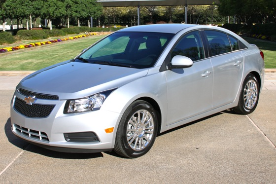 2011 Chevrolet Cruze - New Car Review featured image large thumb0