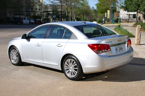2011 Chevrolet Cruze - New Car Review featured image large thumb2