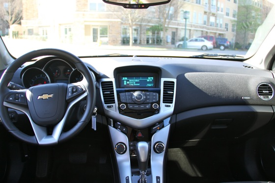 2011 Chevrolet Cruze - New Car Review featured image large thumb6
