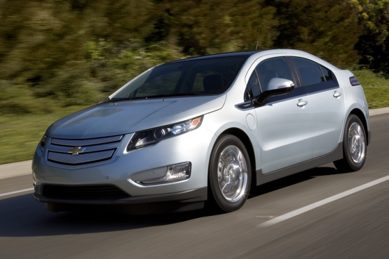 2011 Chevrolet Volt - First Drive featured image large thumb0