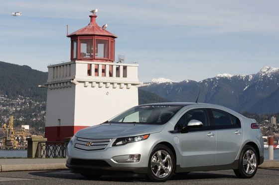 2011 Chevrolet Volt - First Drive featured image large thumb1