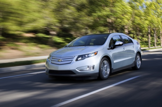 2011 Chevrolet Volt - First Drive featured image large thumb10