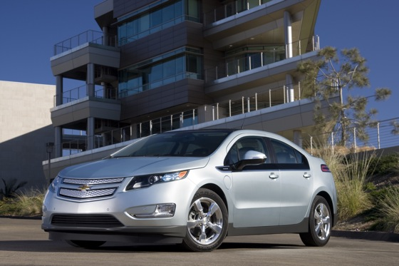 2011 Chevrolet Volt - First Drive featured image large thumb11