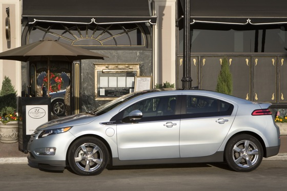 2011 Chevrolet Volt - First Drive featured image large thumb12