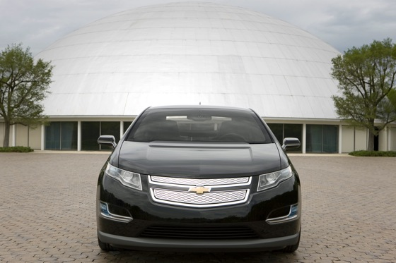 2011 Chevrolet Volt - First Drive featured image large thumb14