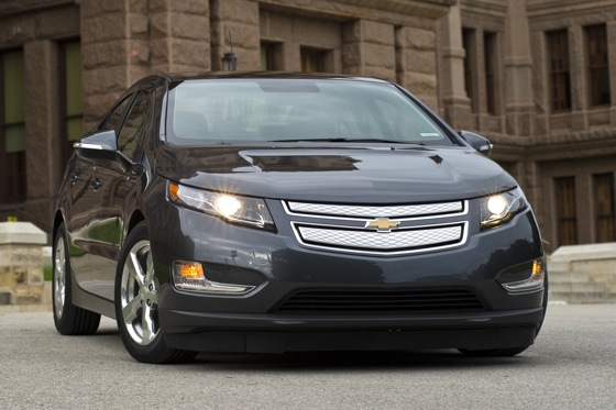 2011 Chevrolet Volt - First Drive featured image large thumb15