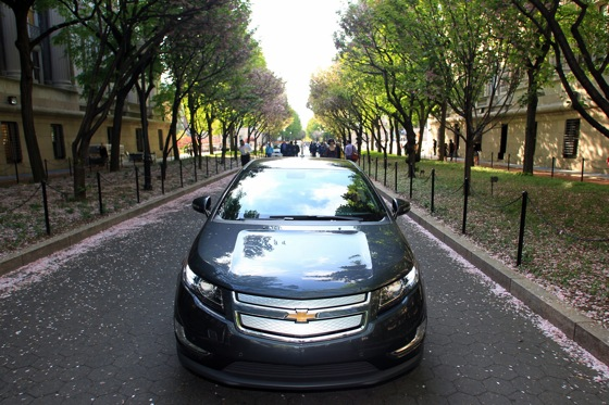 2011 Chevrolet Volt - First Drive featured image large thumb16