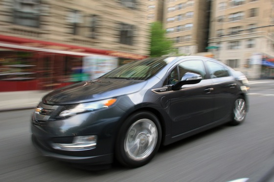 2011 Chevrolet Volt - First Drive featured image large thumb17