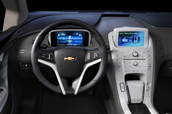 2011 Chevrolet Volt - First Drive featured image large thumb21