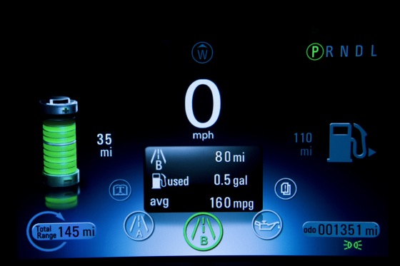 2011 Chevrolet Volt - First Drive featured image large thumb27