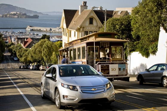 2011 Chevrolet Volt - First Drive featured image large thumb3