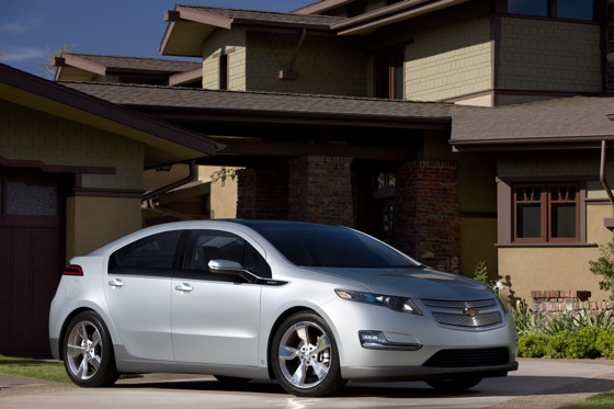 2011 Chevrolet Volt - First Drive featured image large thumb4