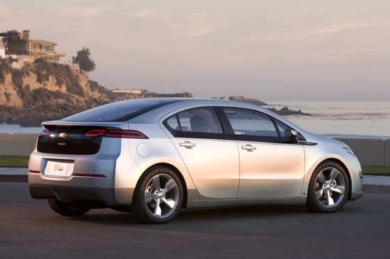 2011 Chevrolet Volt - First Drive featured image large thumb5