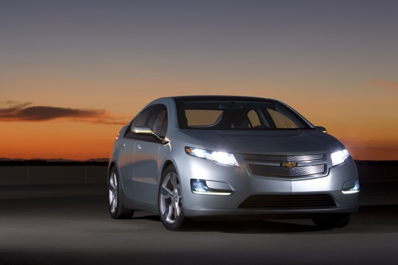 2011 Chevrolet Volt - First Drive featured image large thumb6