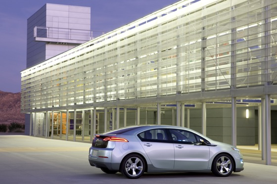 2011 Chevrolet Volt - First Drive featured image large thumb7
