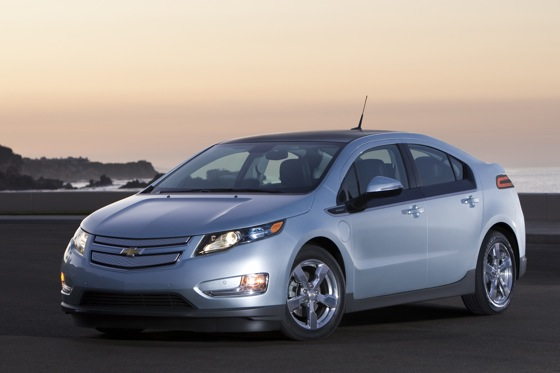 2011 Chevrolet Volt - First Drive featured image large thumb8