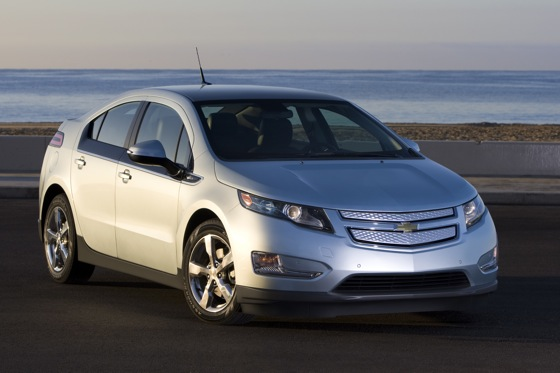 2011 Chevrolet Volt - First Drive featured image large thumb9