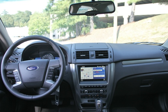2011 Ford Fusion Hybrid - New Car Review featured image large thumb19