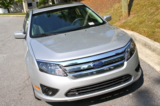 2011 Ford Fusion Hybrid - New Car Review featured image large thumb4