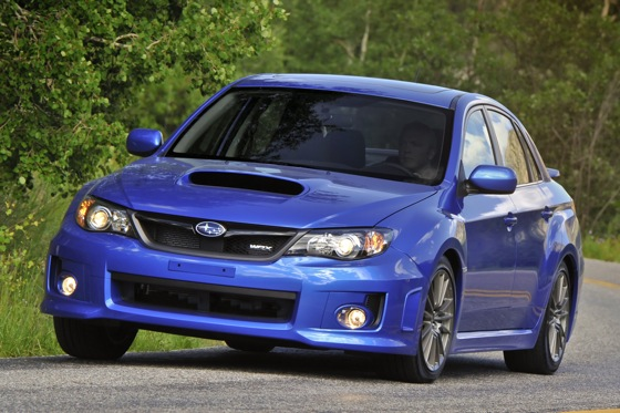 2011 Subaru Impreza WRX/WRX STI - New Car Review featured image large thumb0