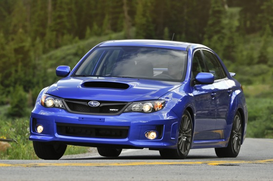 2011 Subaru Impreza WRX/WRX STI - New Car Review featured image large thumb1