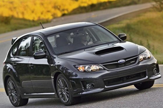 2011 Subaru Impreza WRX/WRX STI - New Car Review featured image large thumb11