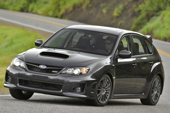 2011 Subaru Impreza WRX/WRX STI - New Car Review featured image large thumb12