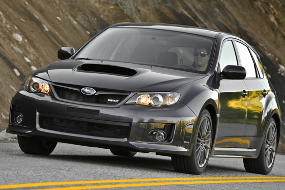 2011 Subaru Impreza WRX/WRX STI - New Car Review featured image large thumb14