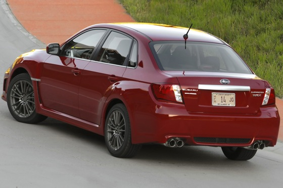 2011 Subaru Impreza WRX/WRX STI - New Car Review featured image large thumb16
