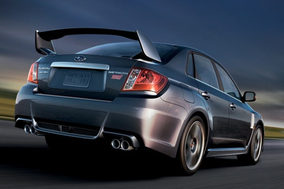 2011 Subaru Impreza WRX/WRX STI - New Car Review featured image large thumb19
