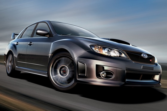 2011 Subaru Impreza WRX/WRX STI - New Car Review featured image large thumb20