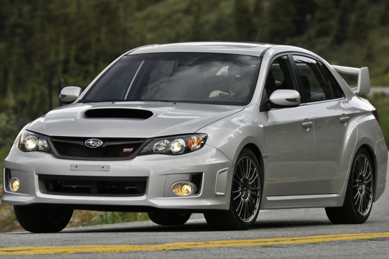 2011 Subaru Impreza WRX/WRX STI - New Car Review featured image large thumb21