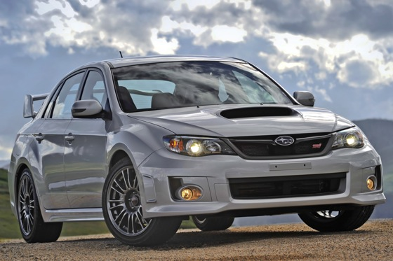 2011 Subaru Impreza WRX/WRX STI - New Car Review featured image large thumb22
