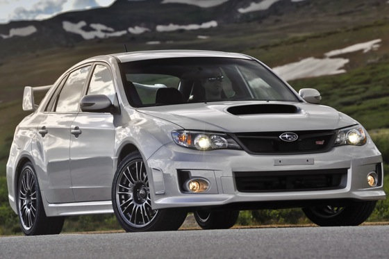 2011 Subaru Impreza WRX/WRX STI - New Car Review featured image large thumb23