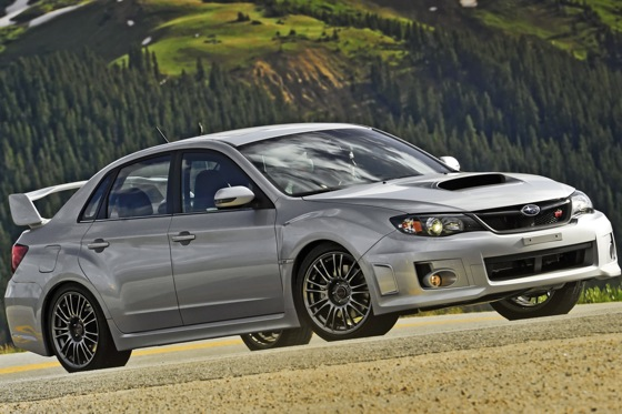 2011 Subaru Impreza WRX/WRX STI - New Car Review featured image large thumb24