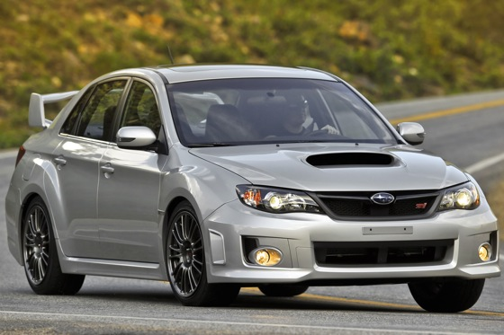 2011 Subaru Impreza WRX/WRX STI - New Car Review featured image large thumb27
