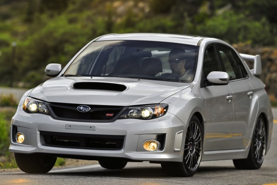 2011 Subaru Impreza WRX/WRX STI - New Car Review featured image large thumb28