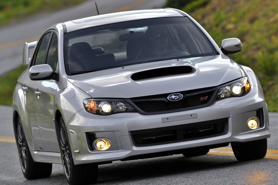 2011 Subaru Impreza WRX/WRX STI - New Car Review featured image large thumb29