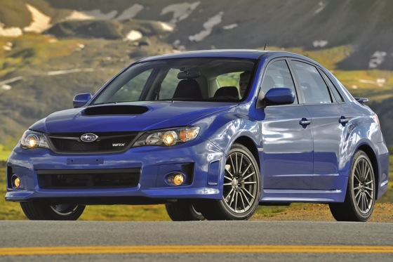 2011 Subaru Impreza WRX/WRX STI - New Car Review featured image large thumb3