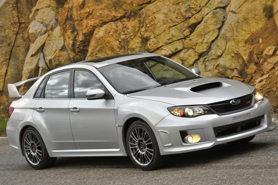 2011 Subaru Impreza WRX/WRX STI - New Car Review featured image large thumb31